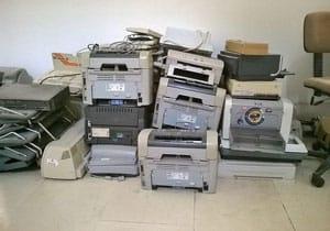 récupération et recyclage d'appareils informatiques et électroniques